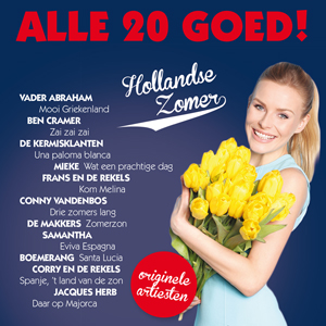 Alle 20 goed - HollandseZomer-ITUNES-300x300